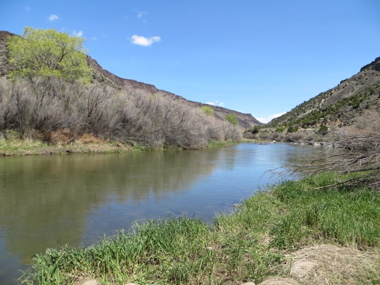 Rio Grande River, cookdrinkhike.wordpress.com