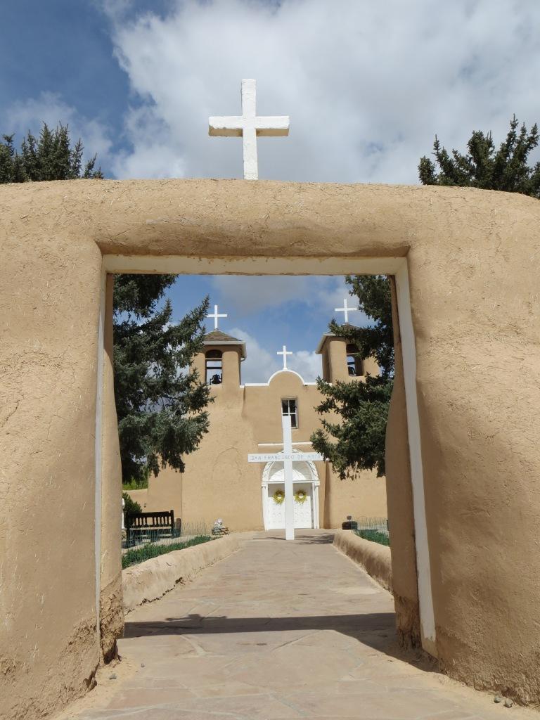San Francisco de Asis, Taos, NM