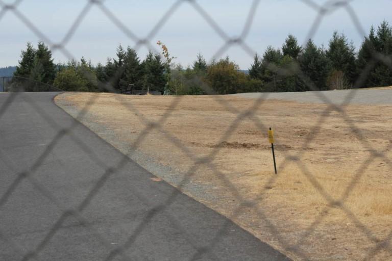 Trail closed.