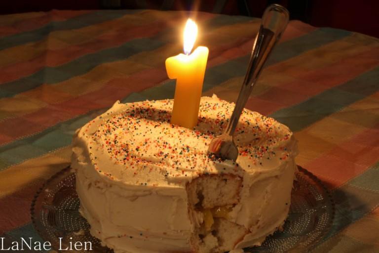 One Year, cookdrinkhike.wordpress.com