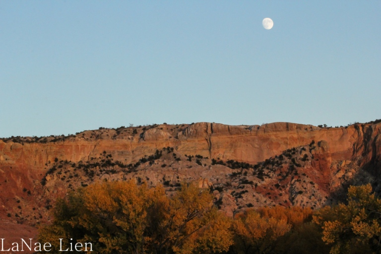 ghost ranch, wishingmylifeaway.com